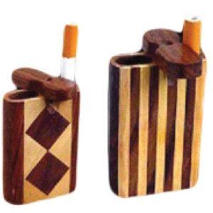 Wooden Dugout