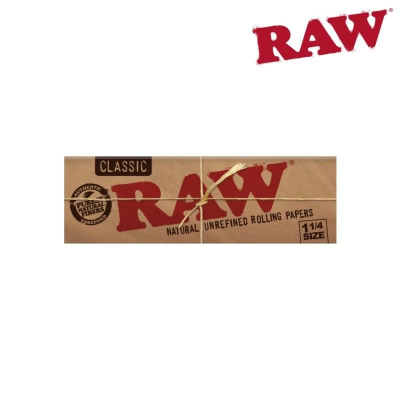 Raw 1¼ &Bull; 2021