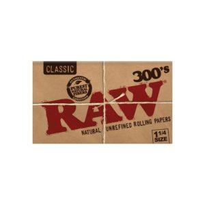 RAW 300'S 1¼