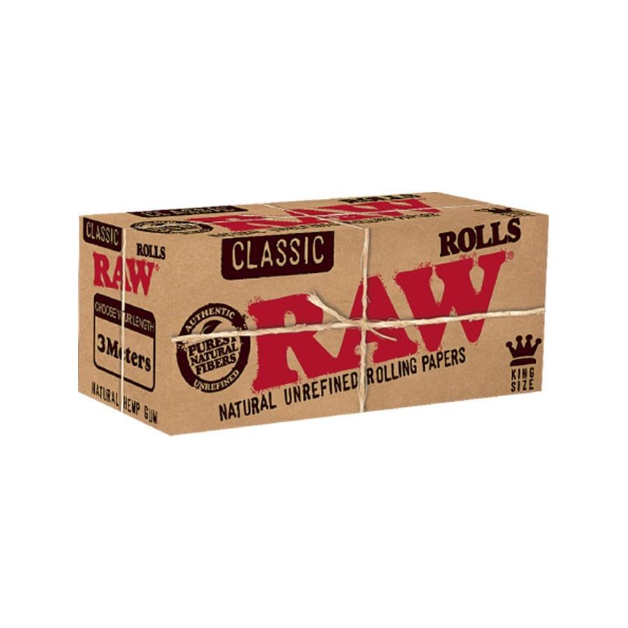 Raw Unrefined Rolls &Bull; 2021