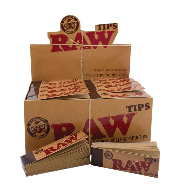 RAW TIPS – REGULAR