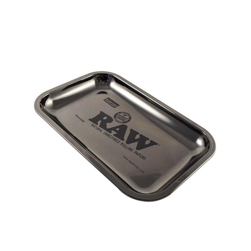 Raw Black Gold Tray