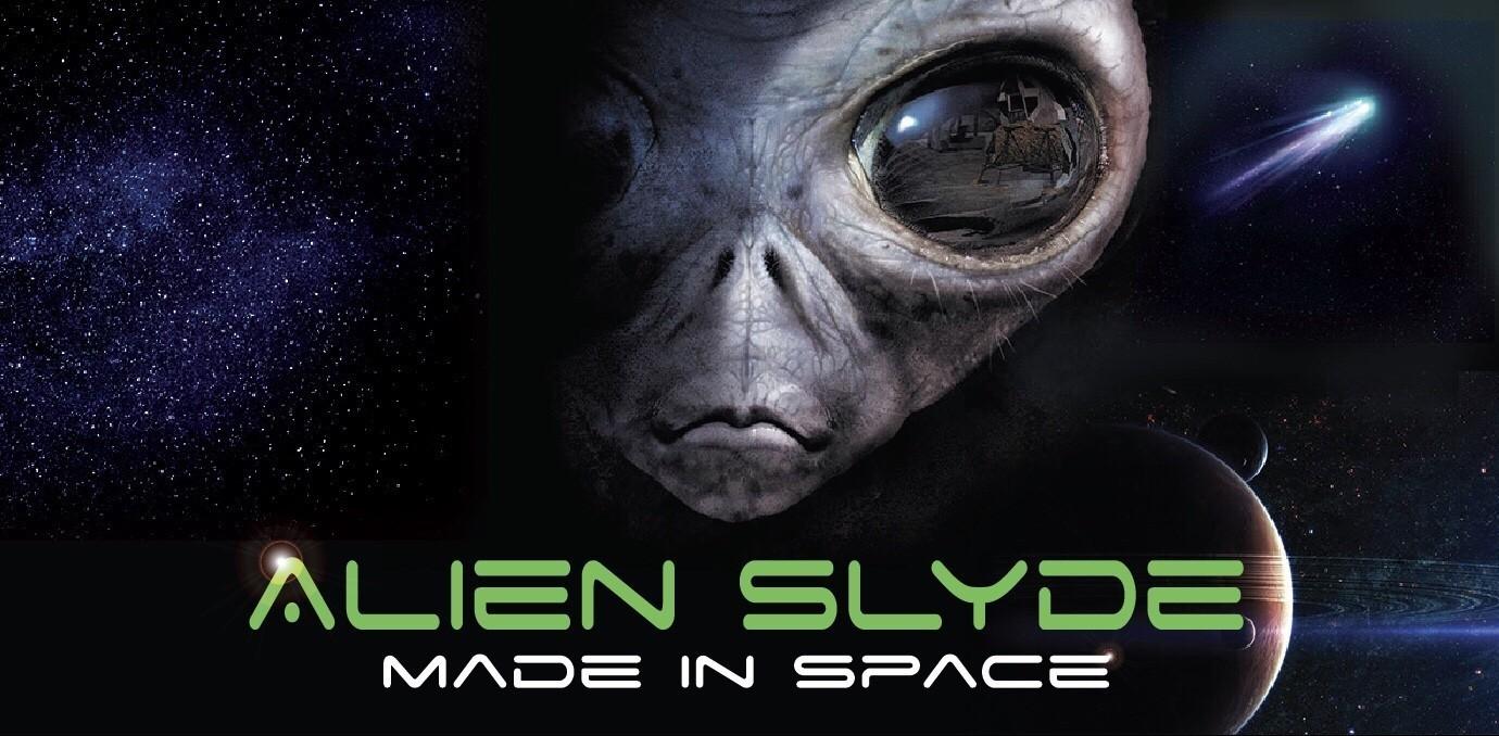 Alien Slyde Made In Space