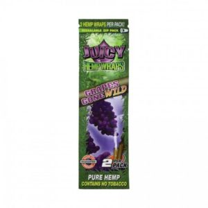 JUICY JAY HEMP WRAPS 2X TROPICAL PASSION