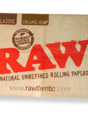 RAW CANVAS SIGN