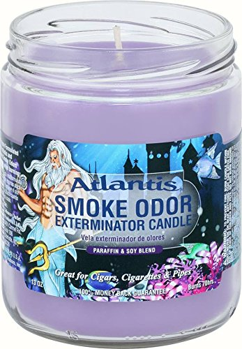 Smoke Odor 13oz Candle Atlantis