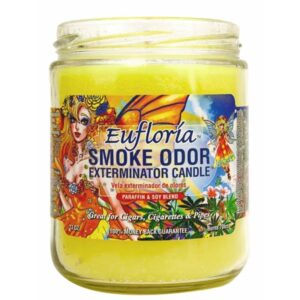 Smoke Odor 13oz Candle Eufloria
