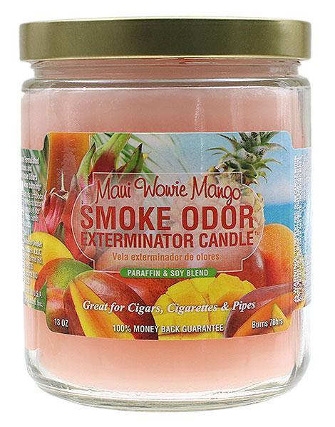 Smoke Odor 13oz Candle Maui Wowie Mango