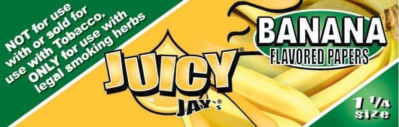 Juicy Jays 1 1/4 Banana