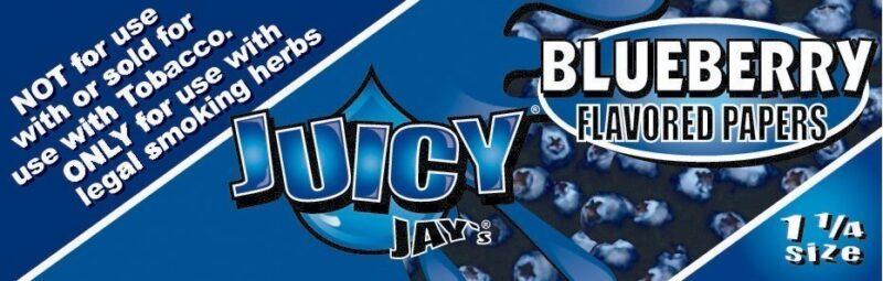 Juicy Jays 1 1/4 Blueberry