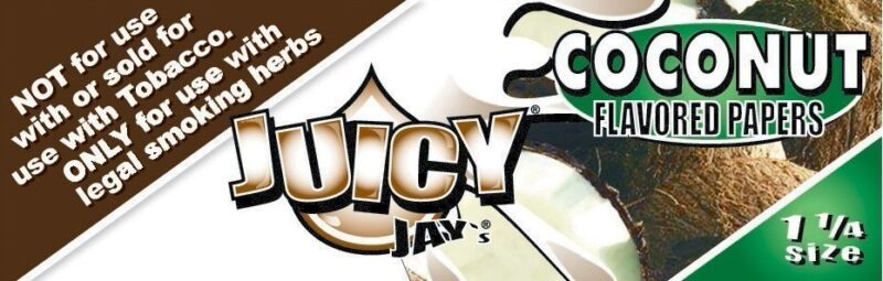 Juicy Jays 1 1/4 Coconut