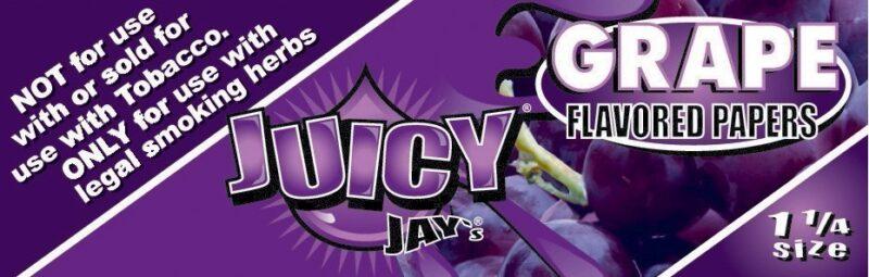 Juicy Jays 1 1/4 Grape