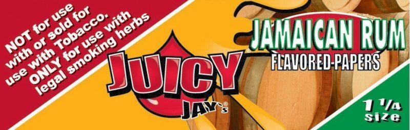 Juicy Jays 1 1/4 Jamaican Rum