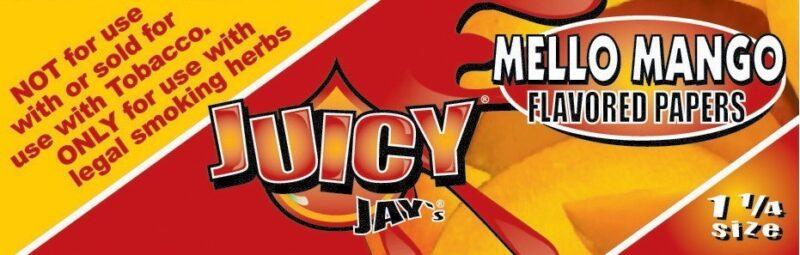 Juicy Jays 1 1/4 Mello Mango
