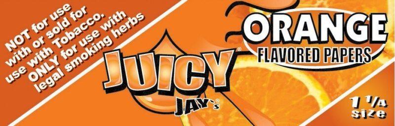 Juicy Jays 1 1/4 Orange