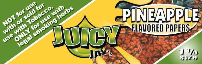 Juicy Jays 1 1/4 Pineapple