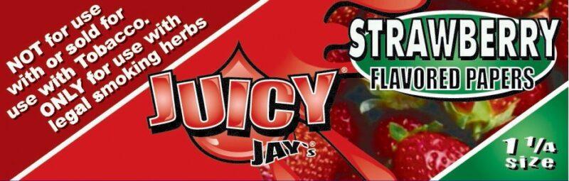 Juicy Jays 1 1/4 Strawberry