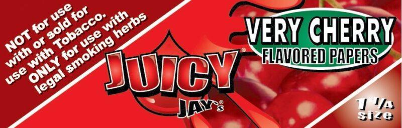 Juicy Jays 1 1/4 Very Cherry