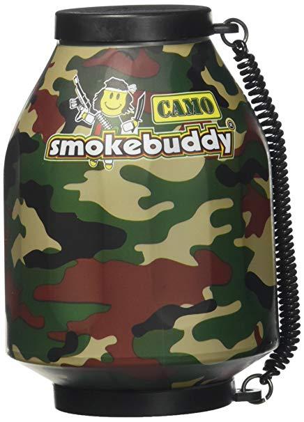 Smokebuddy Camo