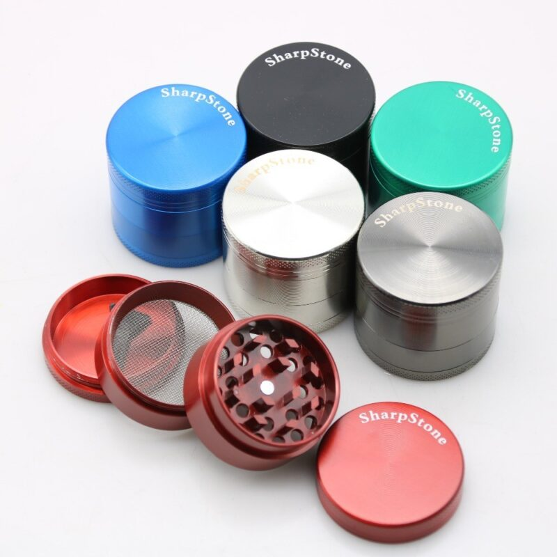 SHARPSTONE® HARD TOP 4 PIECE GRINDER - 2.5""