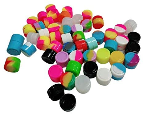 Silicone Dab Containers 2ml
