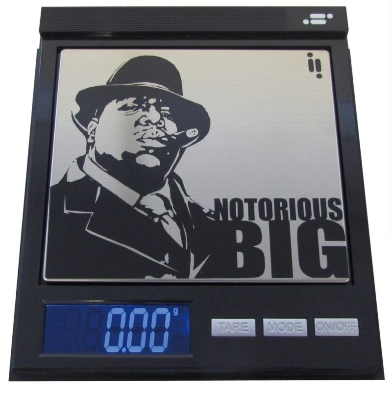 NOTORIOUS BIG CD SCALE, 100G X 0.01G