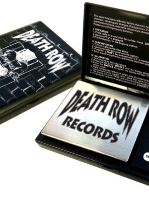 DEATH ROW RECORDS, G-FORCE SCALE 100G x 0.01G