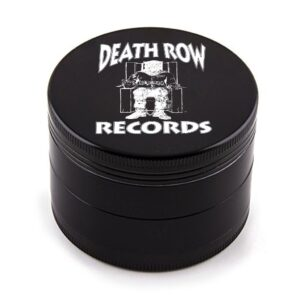 INFYNITI Death Row Records Black & White