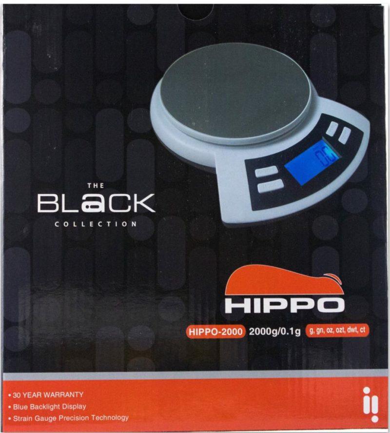 HIPPO SCALE, 2000G X 0.1G
