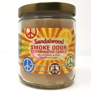 Smoke Odor Sandlewood 13oz Candle