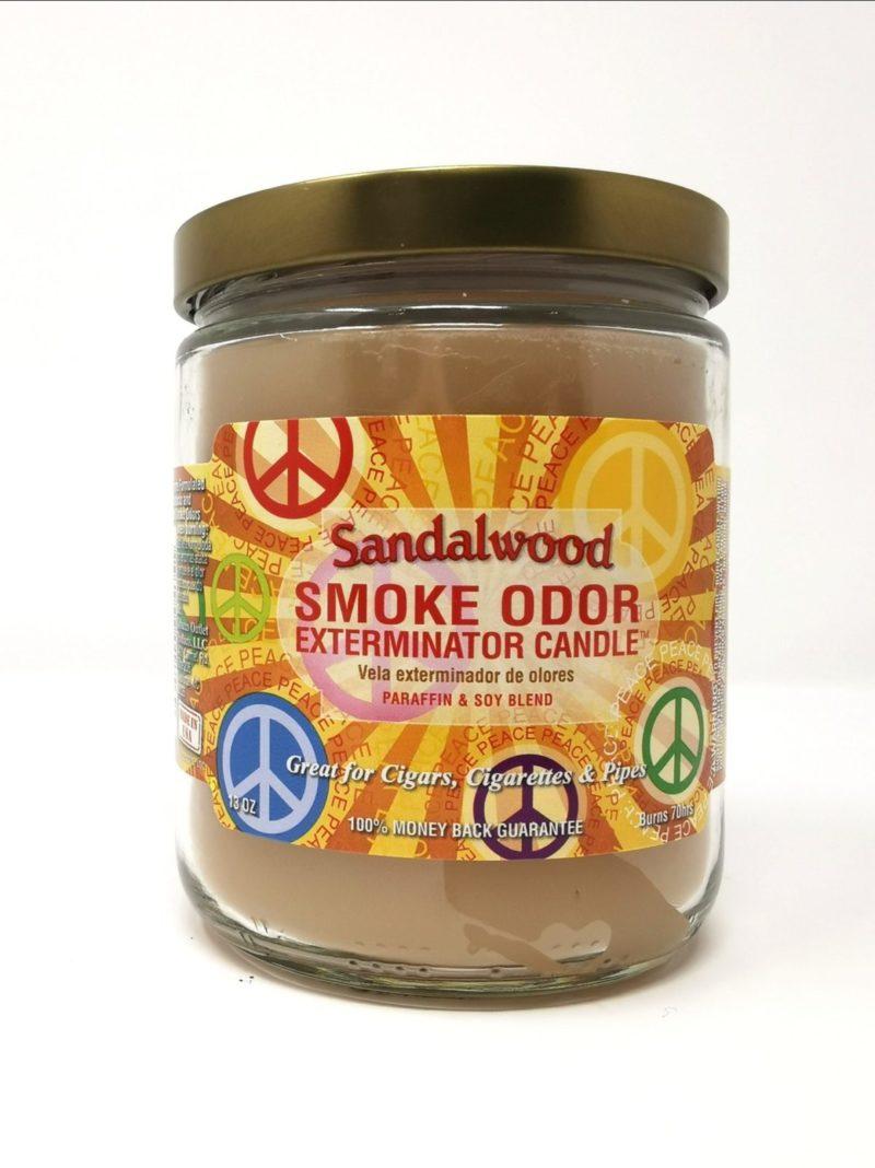 Smoke Odor Sandlewood 13oz Candle