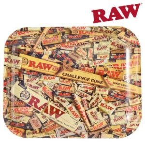 RAW MIX TRAY LARGE