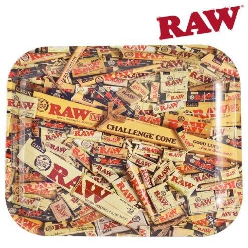 Raw Mix Tray Large &Bull; 2021