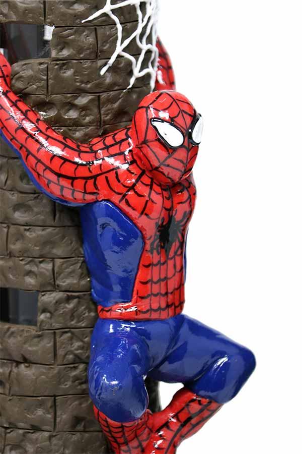 12.5 inch 3D-Wrap Spidey Beaker (ST-022)