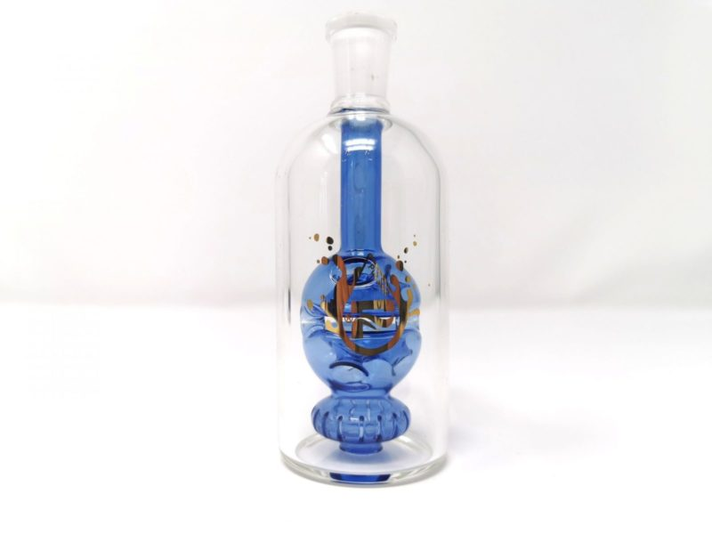 Pulsar Showerhead & Fab Perc Ash Catcher 14MM 45DEG