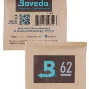 BOVEDA 62% RH 8G