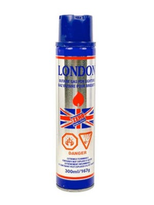 London Butane(NOT AVAILABLE FOR MAIL ORDERS)