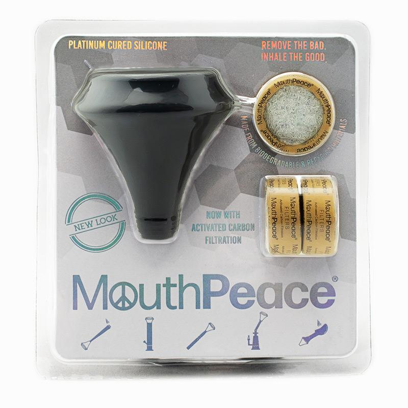 Moose Labs Mouth Peace - Black