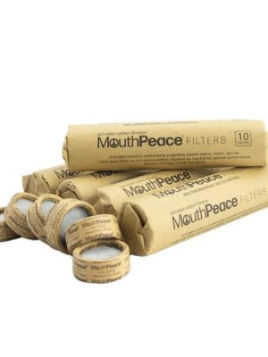 MOUTHPEACE FILTER ROLL - 10PC