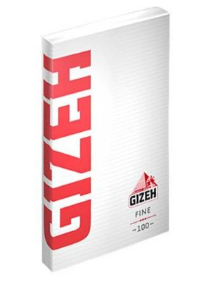 Gizeh Regular Size (1.0) - Fine - w/ Magnetic Closure 100 papers per booklet