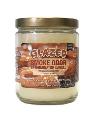 Smoke Odor 13oz. Candle - Cool Cucumber & Honeydew