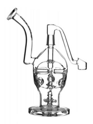 "Pulsar 9"" Faberge Egg w/ Propeller Perc & Female Drop Down Banger(WP145)"
