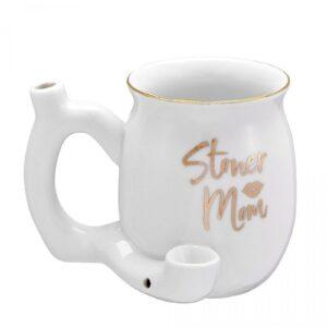 Stoner Mom Mug Pipe