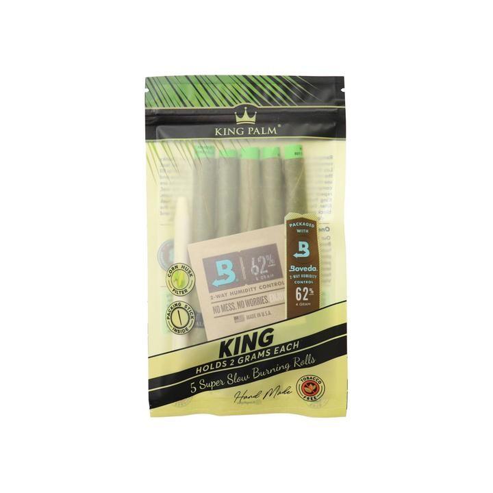 King Palms King Pre-Roll 5Pk &Bull; 2021