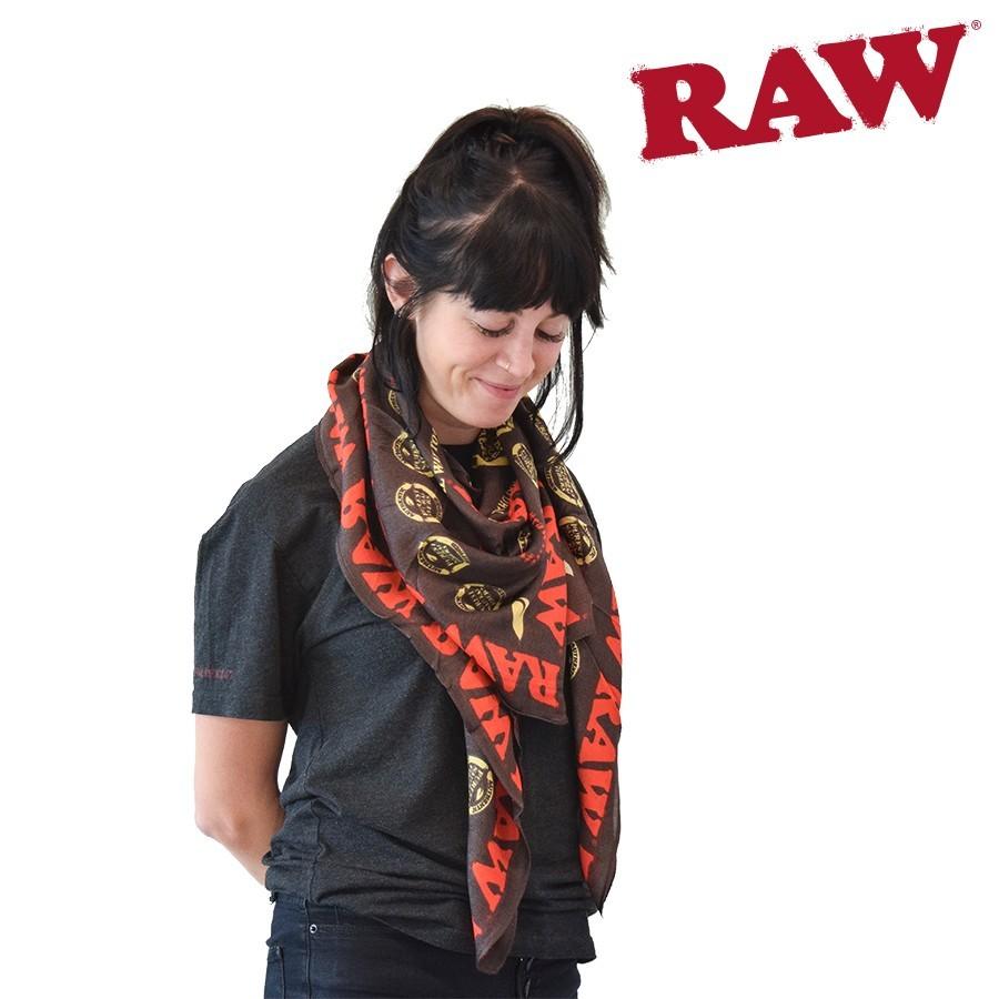 Raw High-Fashion Scarf &Bull; 2021