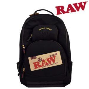 RAW BLACK BAKEPACK