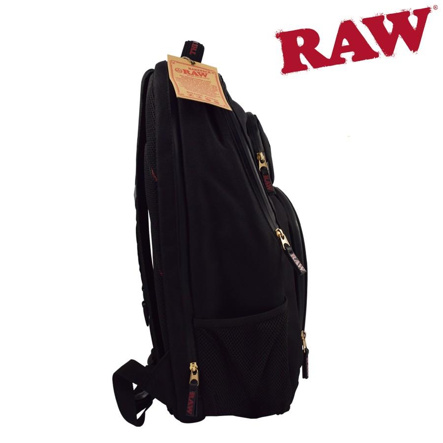 Raw Black Bakepack &Bull; 2021
