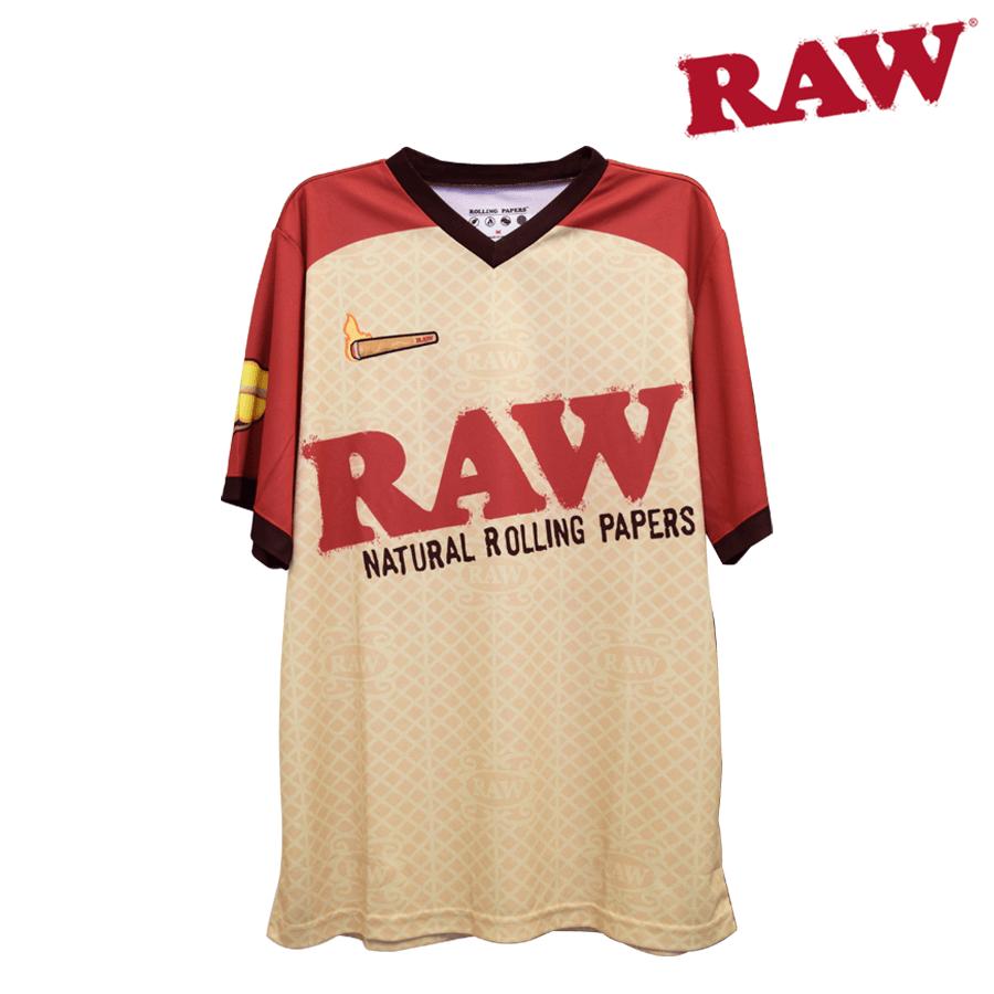 Raw Soccer Jersey &Bull; 2021