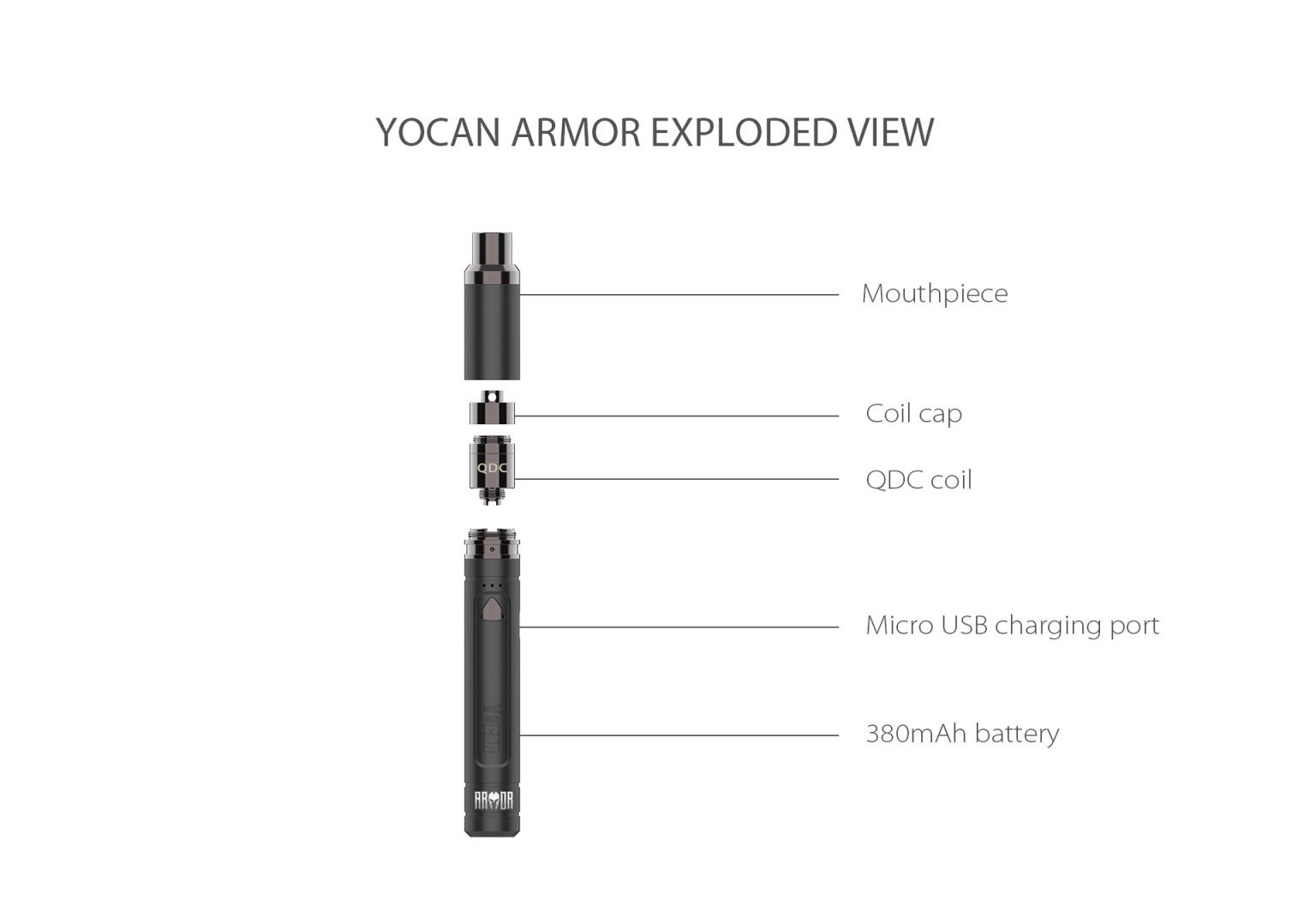 Yocan Armor