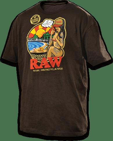 Raw Brazil Shirt &Bull; 2021